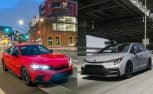 Honda Civic vs Toyota Corolla: Which Compact Sedan is Right For You?