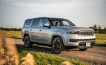 2022 Jeep Grand Wagoneer First Drive Review: The Six-Figure Jeep Has Landed