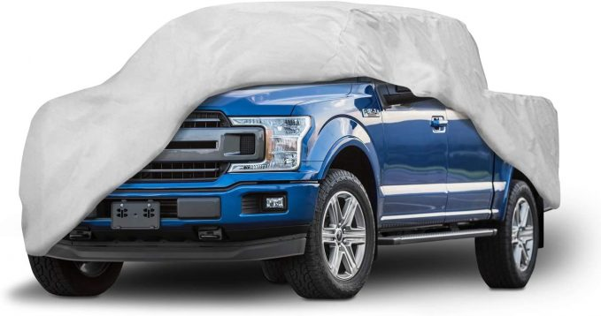 CarCovers Weatherproof Truck Cover