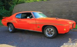 Muscle Car Wheels Feature