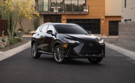 2022 Lexus NX 350 First Drive Review