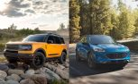 Ford Bronco Sport vs Ford Escape: Which Blue Oval SUV is Right for You?