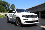 2015 Jeep Grand Cherokee SRT Review