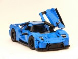Help Make the LEGO Ford GT a Reality