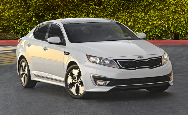 High Quality 2012 Kia Optima Hybrid Review