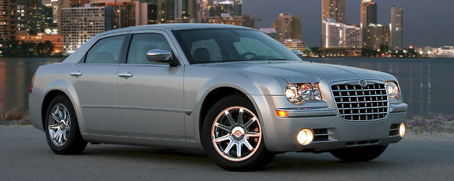 2008 Chrysler 300 Touring Awd Review