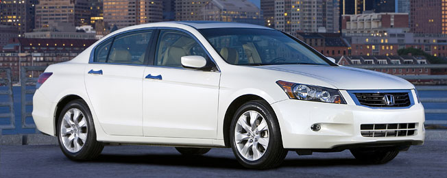 2008 Honda Accord EX L Navi Review