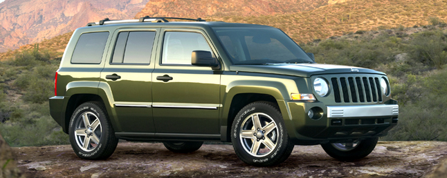 2008 jeep patriot sport review car reviews. Black Bedroom Furniture Sets. Home Design Ideas