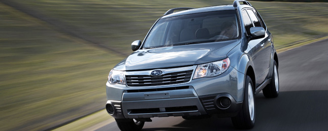 2009 Subaru Forester 2 5x Review