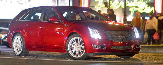 2010 Cadillac Luxury Review Car Reviews