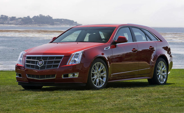 2010 Cadillac CTS Sport Wagon 3.6L AWD Review