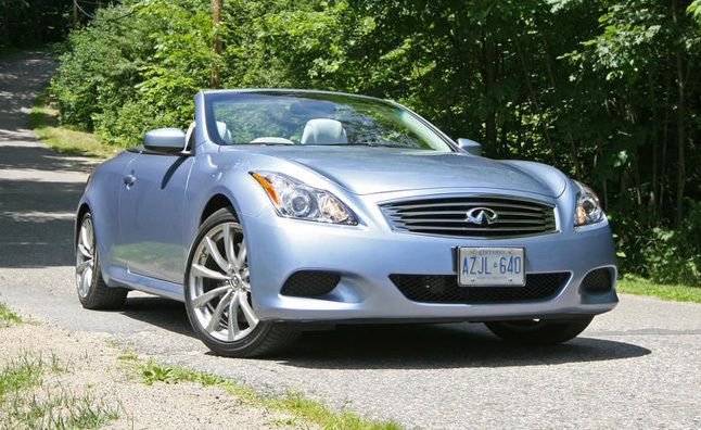 2010 infiniti g37s convertible review car reviews. Black Bedroom Furniture Sets. Home Design Ideas