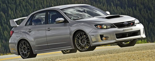 2011 Subaru Impreza WRX STI Review – First Drive