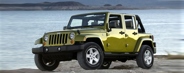 2008 Jeep Wrangler Rubicon Unlimited 4X4