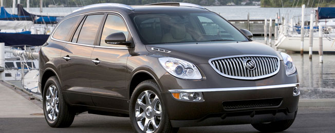 Affordable Auto Insurance >> 2008 Buick Enclave AWD-4DR-CXL Review: Car Reviews
