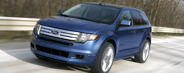 2009 Ford Edge : big ford car - markmcfarlin.com