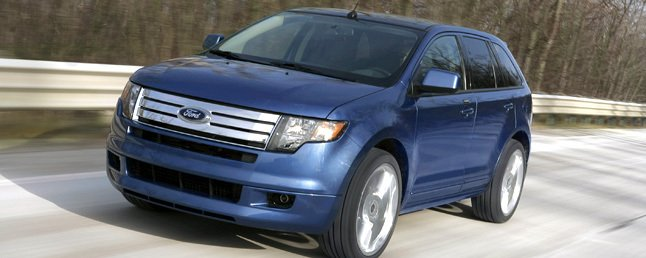 2009 Ford Edge & 2009 Ford Edge Sport Review: Car Reviews markmcfarlin.com
