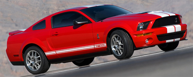 2009 Ford Mustang Shelby GT500 Review: Car Reviews