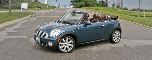 2009 Mini Cooper Convertible Review