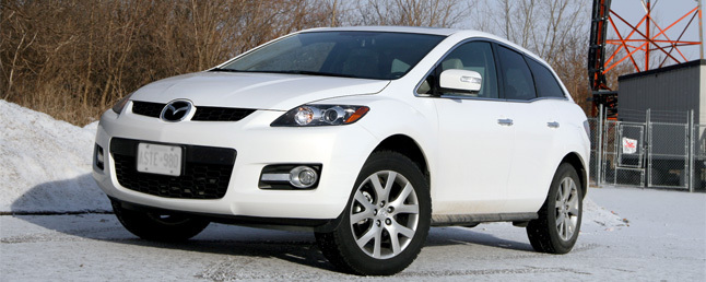 2009 mazda cx 7 suv review car reviews. Black Bedroom Furniture Sets. Home Design Ideas