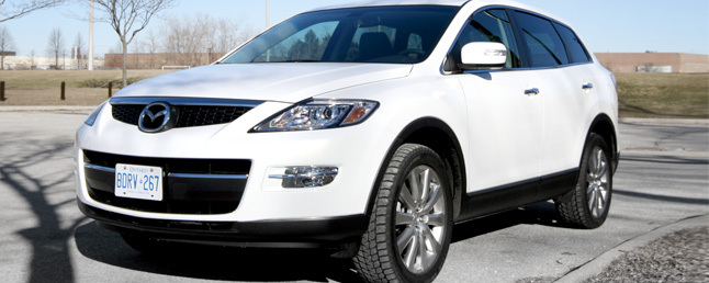 2009 Mazda Cx 9 Grand Touring Awd Review Car Reviews