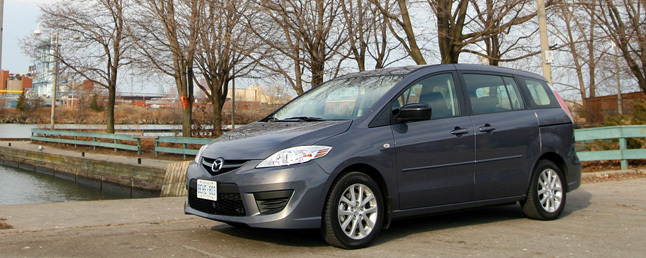2009 mazda mazda5 sport review: car reviews
