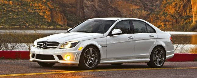 2009 Mercedes Benz Luxury Sedan C63 Amg Review Car Reviews