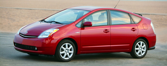 2009 toyota prius hybrid review car reviews. Black Bedroom Furniture Sets. Home Design Ideas