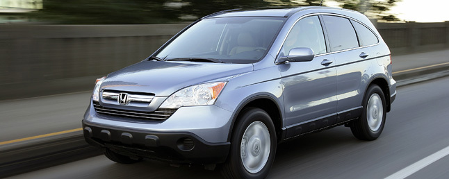 2009 Honda CR-V LX Review: Car Reviews