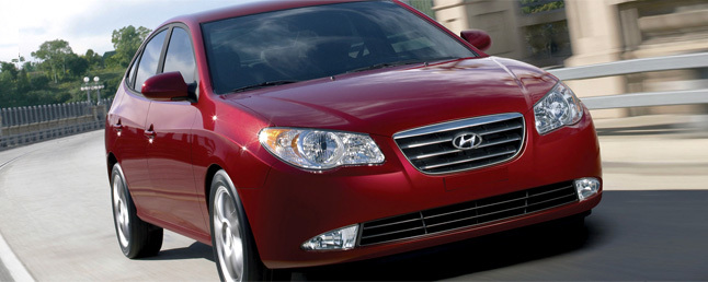 Hyundai elantra 2009 review