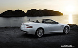 2009 Aston Martin DB9 Volante Review