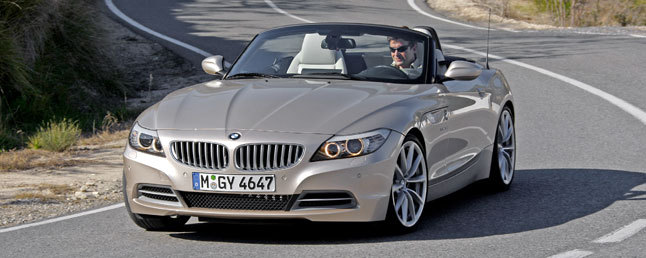 2009 bmw z4 sdrive 35i review car reviews. Black Bedroom Furniture Sets. Home Design Ideas