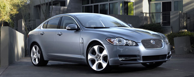 2008 jaguar xf supercharged luxury sedan review car reviews. Black Bedroom Furniture Sets. Home Design Ideas