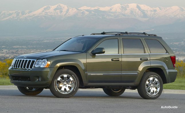 2009 Jeep Grand Cherokee Limited Review: Car Reviews