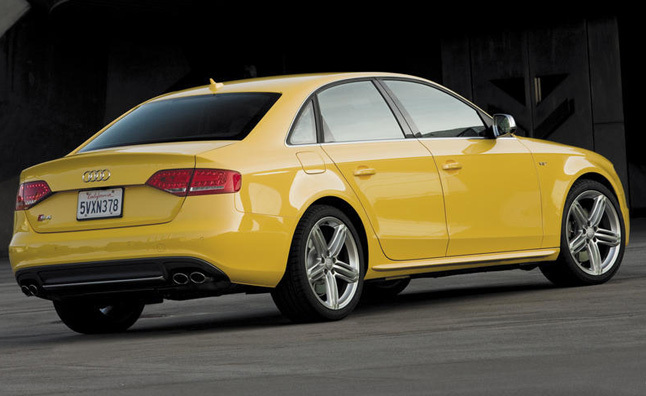 2010 Audi S4: First Drive