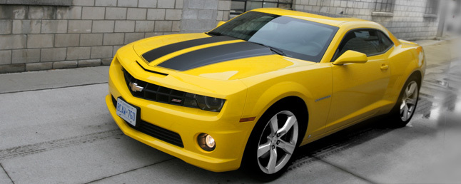 2010 Chevrolet Camaro Ss Review Car Reviews