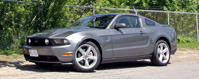 2010 Ford Mustang GT Review: Car Reviews