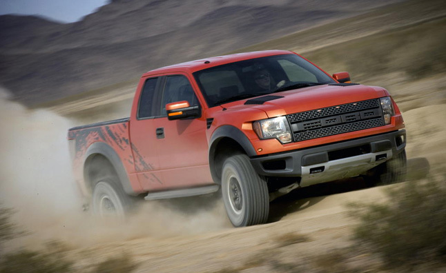 2010 Ford F-150 SVT Raptor: First Drive