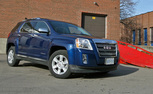 2010 GMC Terrain SLT-2 Review