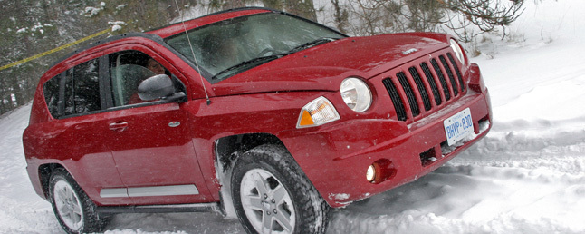 2010 Jeep Compass: Off Road Review