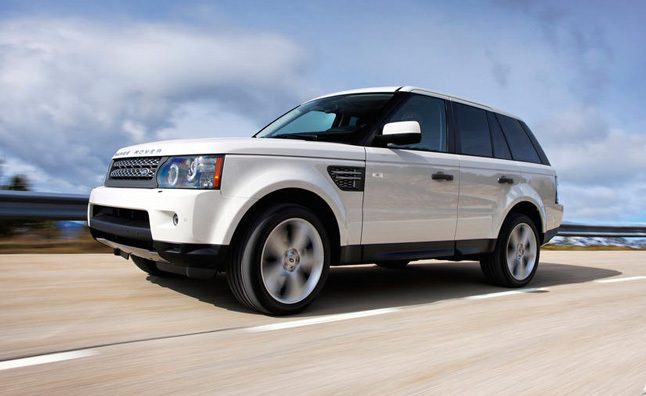 2010 Land Rover Range Rover Sport: First Drive