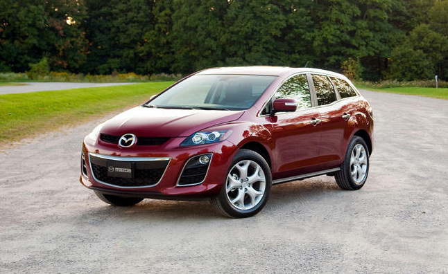 2010 mazda cx 7 i sport review car reviews. Black Bedroom Furniture Sets. Home Design Ideas