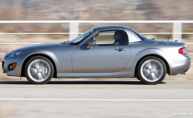 2010 Mazda Mx 5 Miata Prht Review Car Reviews