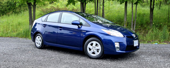 2010 Toyota Prius First Drive