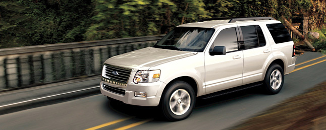 2010 ford explorer review car reviews. Black Bedroom Furniture Sets. Home Design Ideas