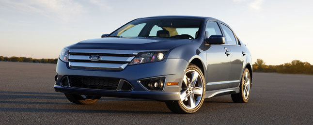 Ford Fusion Parts >> 2010 Ford Fusion Sport Review: Car Reviews