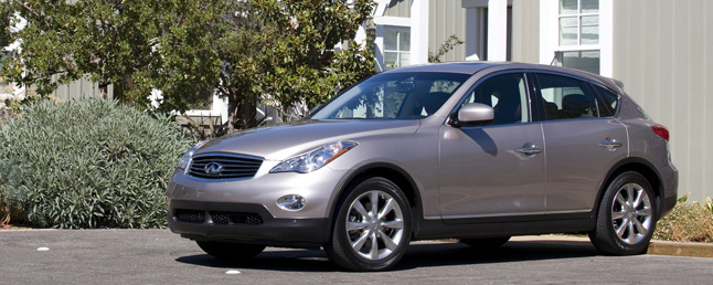 Infiniti Ex Journey Awd Review