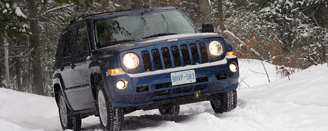 Exceptional 2010 Jeep Patriot Off Road Review