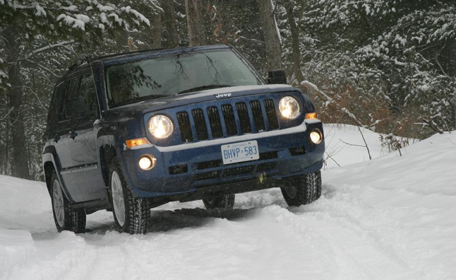 2010 Jeep Patriot Off-Road Review