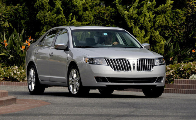 2010 Lincoln MKZ Review